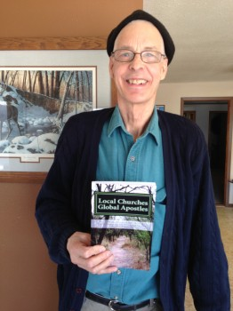 B Mark Anderson Author Photo