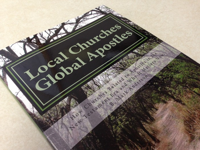 Local Churches Global Apostles Book