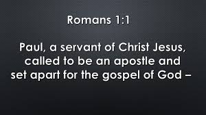 Are You Called As An Apostle?