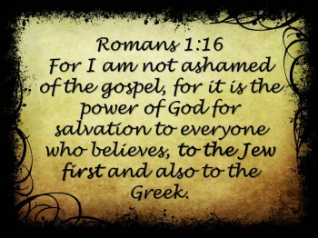 Romans1-16