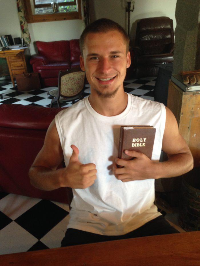 Benjamin Follows God