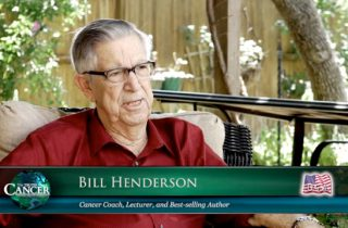 Bill Henderson-My Cancer Coach Died July 4, 2016