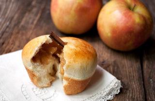 Apple and Bun--Healing Power in Communion